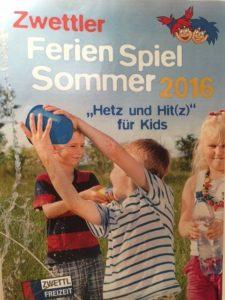 Ferienspiel 2016